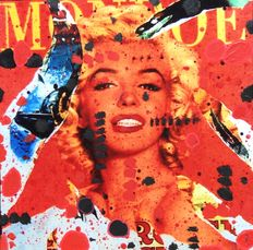 Kino Mistral - Marilyn, Hommage à Nino Rotella