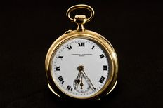 Vacheron Constantin Compilation pocket watch
