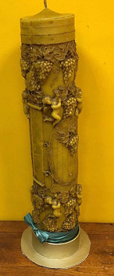 Large candle - 1758 - 97 cm high