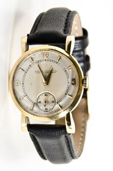 Jaeger-LeCoultre, men's wristwatch
