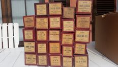 VINTAGE MUSICAL SOUND ROLLERS FOR AUTOPIANO FIRST SONG ROLL
