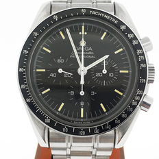 Men's Omega Speedmaster Professional Moonwatch Vintage Chronograph, 42 mm, Ref. ST 145.022