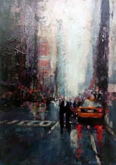 Zoran Zivotic  - 5th avenue afternoon