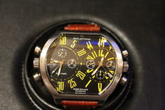 DeLaCour bichrono D3  Limited edition watch  105 of 500