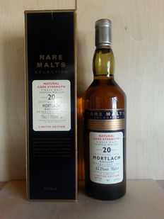 Mortlach Rare Malts Selection 1978  20 years old - Limited Edition