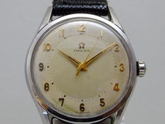 Vintage Omega Two color dial Men's Watch