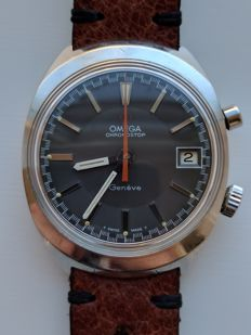 Omega Geneva Chronostop 1969 - men's wristwatch