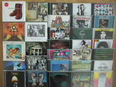 33 CD's By Top Bands