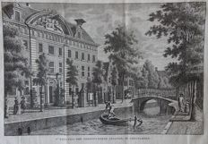 Leeuwarden; Bulthuis/Bendorp - 11 topographical prints of Leeuwarden on 6 pages - 1793