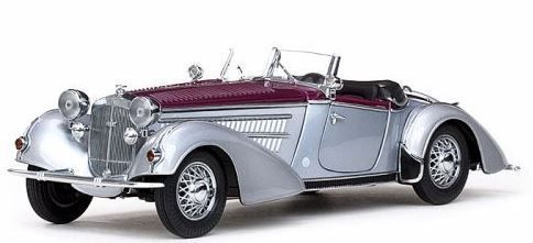 Sun Star - Scale 1/18 - Horch 855 Roadster 1939
