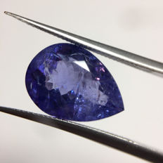 4.89 ct - Tanzanite - No reserve