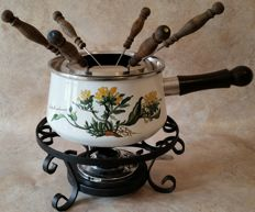 Fondue set from Villeroy & Boch Disign Botanica