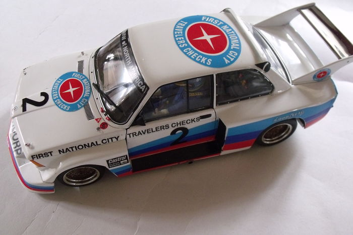 """Minichamps - prototype - 1/18 scale - BMW 320i group 5 """"Team First on bmw e21 group 5, bmw 6 series group 5, bmw 320 turbo group 5, bmw m1 group 5,"""