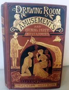 Magic; P. Hoffmann - Drawing-room amusements and evening party entertainments - 1879