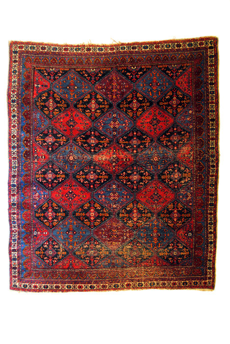 Afshar nomads, N-W Persia around 1900. Collector's item! for sale