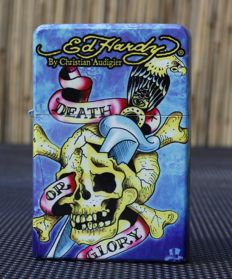 Ed Hardy by Christian Audigier design - XXL table lighter