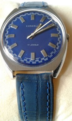 'Caravelle' vintage watch by Bulova – From the 1960s/70s