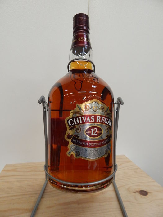 Chivas Regal 12 years old 4.5 liters