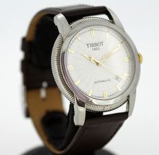 Tissot - Automatic Stainless Steel Gents Wristwatch