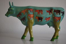 Linda McMorris Illif Prairie Star Middle School 7th Grade Students - type Cowsline - Large and Retired