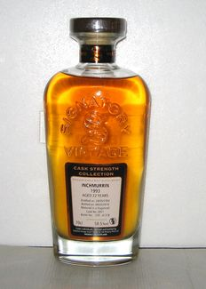 Inchmurrin 1993 22 years old - Highland - 70cl - 58,5% - Signatory Vintage