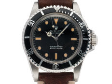 Rolex Submariner No Date Glossy Dial 660ft/200m Vintage Bj.1988