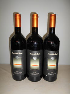 1997 Rocca delle Macie Roccato Toscana IGT, Tuscany, Italy -   3 bottles 75cl