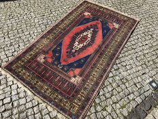 Turkish Kersehir Rug-210x117cm -hand knotted with certyfikate