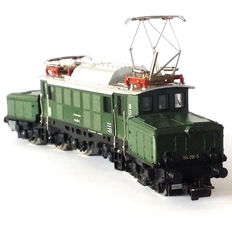 "Märklin H0 - 3022 - Heavy E-locomotive BR 194 ""German Crocodile"" of the DB"