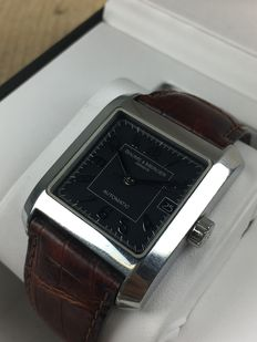 Baume & Mercier Hampton Classic Square XL automatic ref: 65532 – - Men's watch