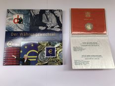 Vatican and Germany – 2 Euros 2016 + 2002 Series