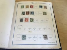 Spain – 1854/1968 – Stamp collection in album