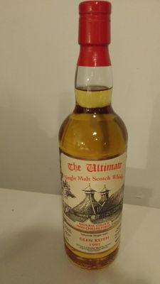 Glen Keith 24 years old - Vintage 1991 - Limited Release of The Ultimate (No. 63/201)