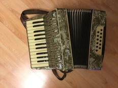 Weltmeister accordion 1949 Germany