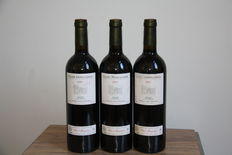 2001 Clos Mogador, Priorat, Spain - 3 bottles (75cl) - RP 97/100 pts