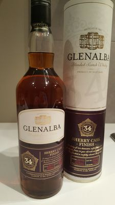 Glenalba 34 years old
