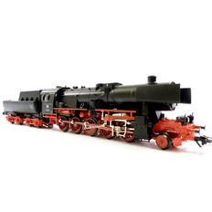 Märklin H0 - 3715- Steam locomotive  BR52 of the DB