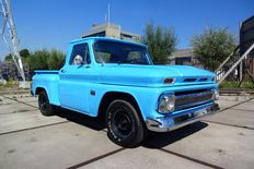 Chevrolet C-10 Stepside Pickup 230CI I6 - 1964
