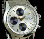 Check out our EBERHARD - Cheftain chronograph