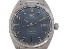 IWC Yacht Club yintage year of make 1970