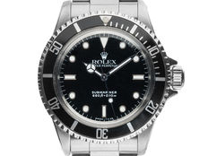 Rolex Submariner 660ft/200m vintage year 1986