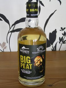 Big Peat 10 years Whisky Festival Massen - Limited Edition 2016