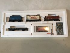 "Märklin H0 - 48808 – Carriage set ""Württemberger Oldtimer"""