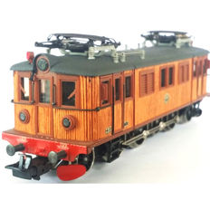 "Märklin H0 - 3170 - Electric ""Wood locomotive"" D109 of the Swedish SJ"