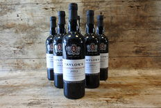 2012 Late Bottled Vintage Port Taylor's - 6 bottles