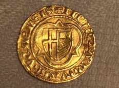 Old Germany, Diocese of Trier – guilder, without year (1404-1407) Koblenz – Gold