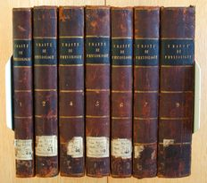 C.F. Burdach - Traité de Physiologie - 7 volumes - 1837/1841