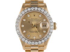 Rolex Datejust lady vintage year 1993