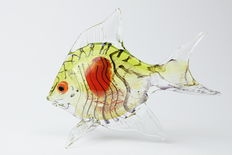 Dario Frare (Frare glassworks) - Fish