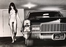 Helmut Newton - Special Collection - Hollywood - 1976